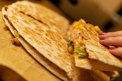 What's On The Menu Tonight? Quesadillas, Tacos or Burritos? All With One Comment Must Have.